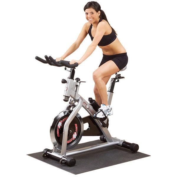 В похудении велотренажер